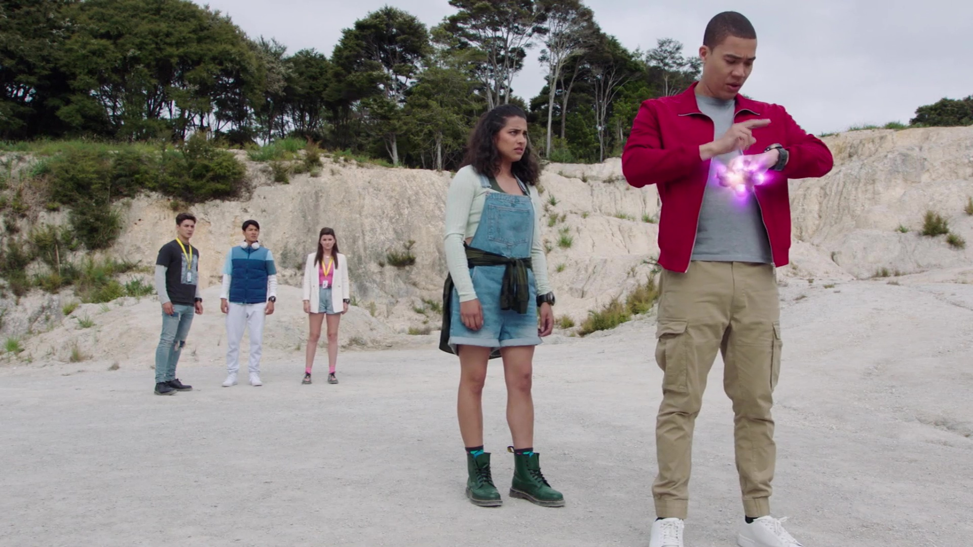 Power Rangers Dino Fury Episode 15 Recap