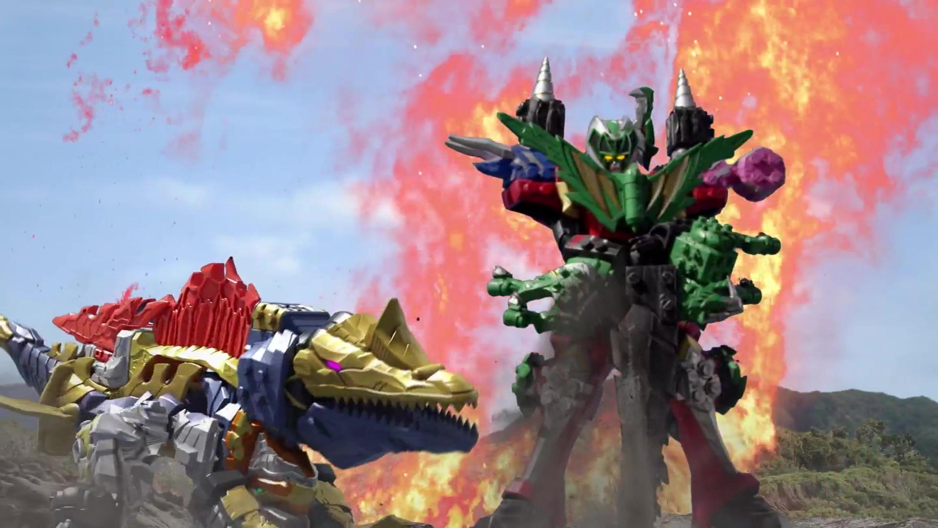 Power Rangers Dino Fury Episode 17 Recap