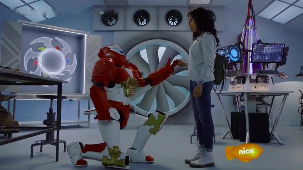 "Recap: Power Rangers Ninja Steel, Episode 6 – ""I'm going to put my nose where it doesn't belong."""