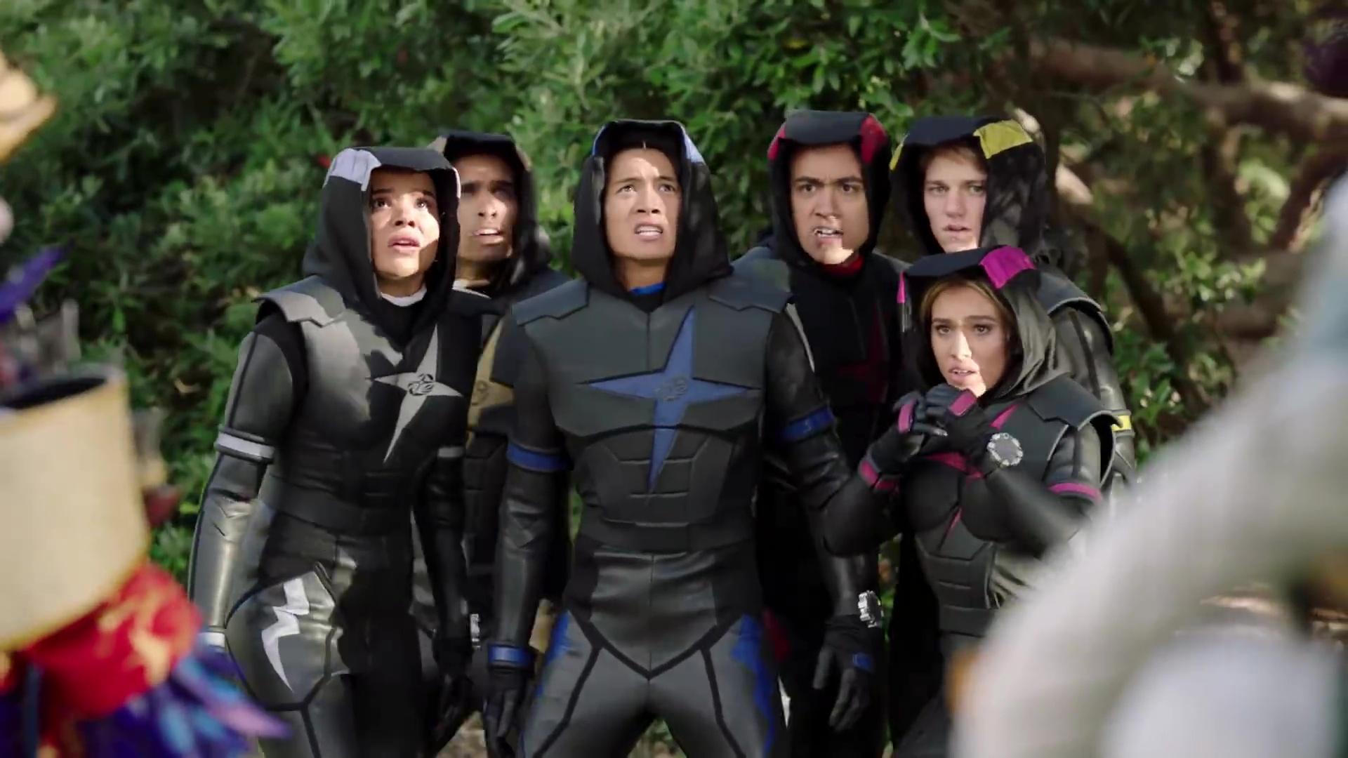"""Recap: Power Rangers (Super) Ninja Steel, Episode (1) 21 – """"This is"""