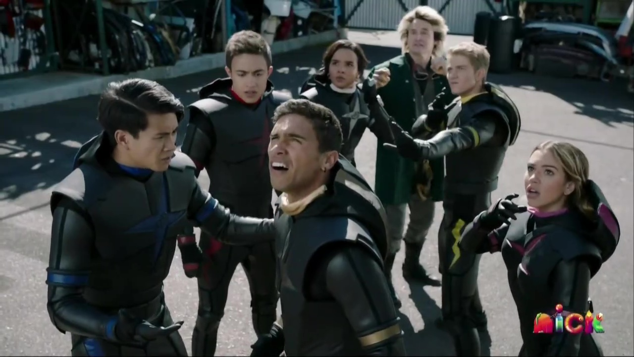 Power Rangers Ninja Steel Epi - Querciacb