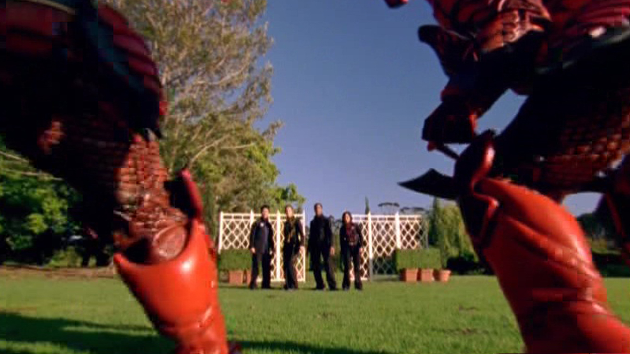 Power Rangers Operation Overdrive Episode 1