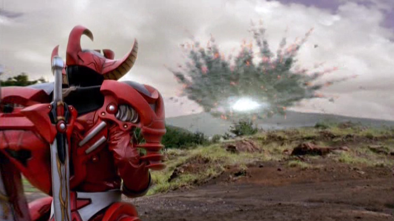 Power Rangers Operation Overdrive Episode 2
