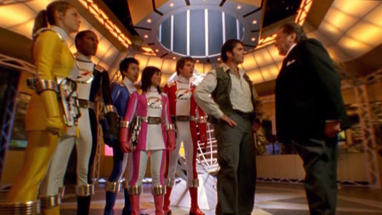 Power Rangers Operation Overdrive Season Wrap-up