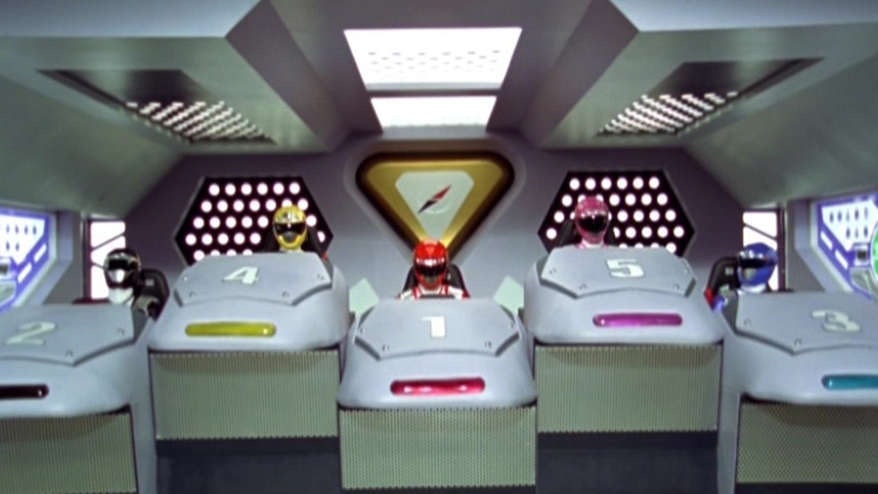Power Rangers Operation Overdrive Episode 5
