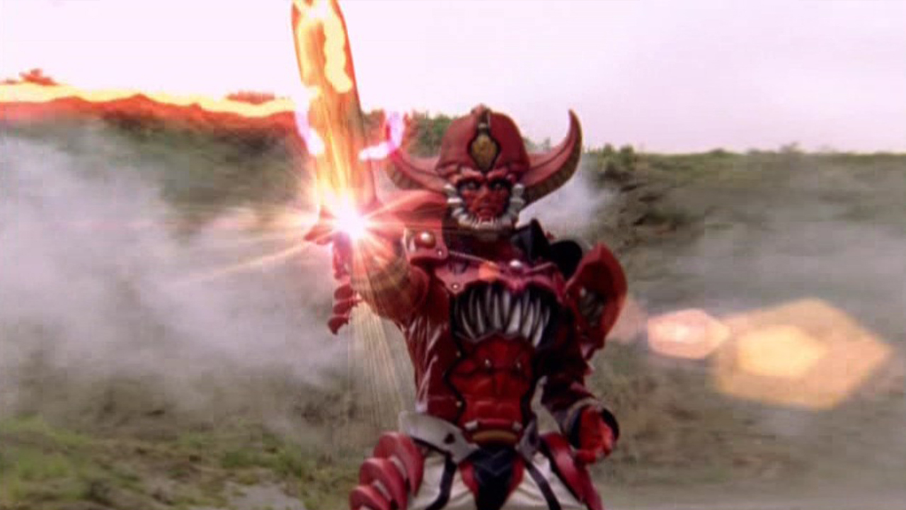 Power Rangers Operation Overdrive Episode 7