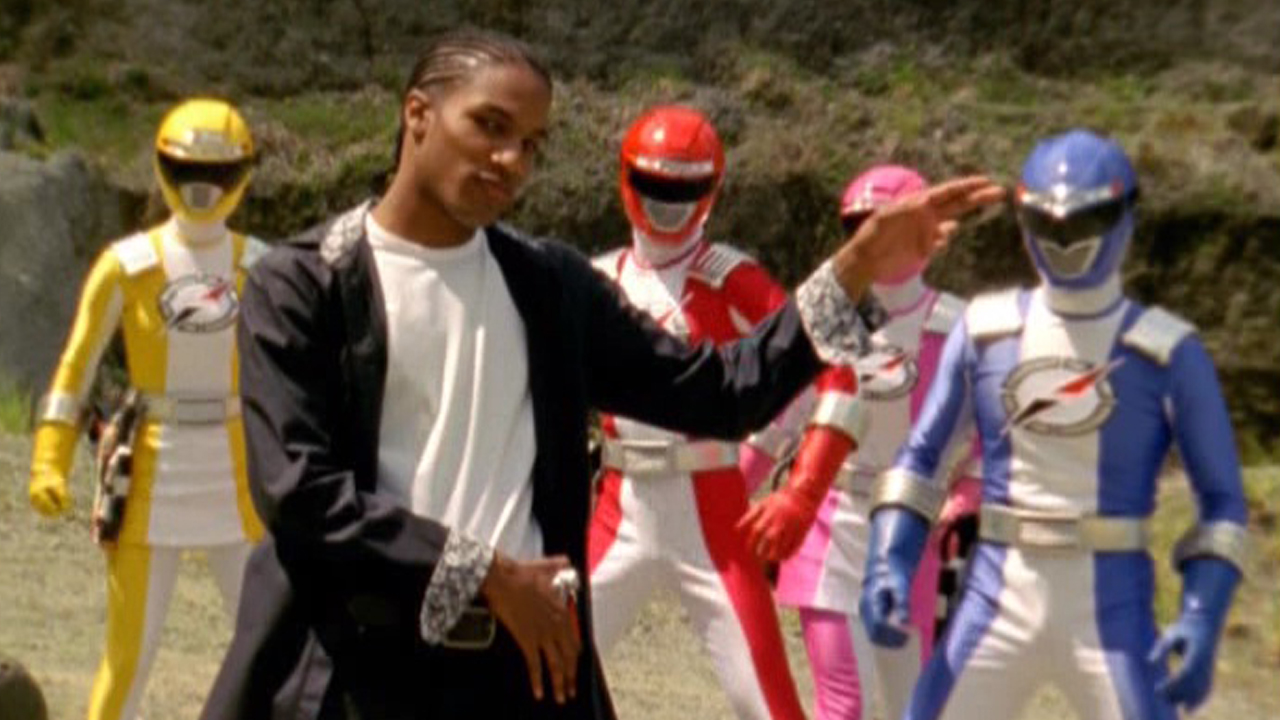 Power Rangers Operation Overdrive Episode 8