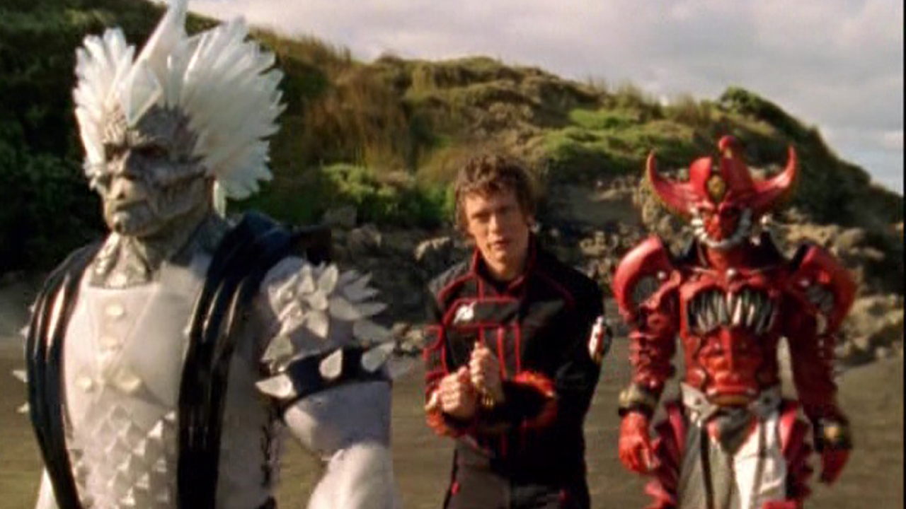 Power Rangers Operation Overdrive Episode 9