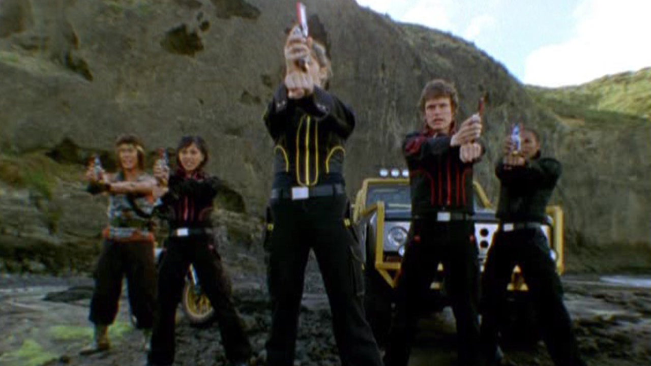 Power Rangers Operation Overdrive Episode 10