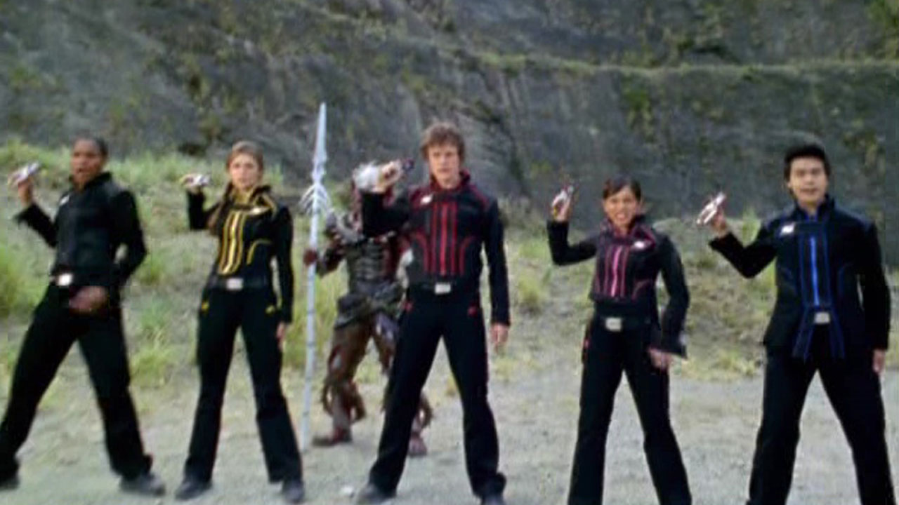 Power Rangers Operation Overdrive Episode 12