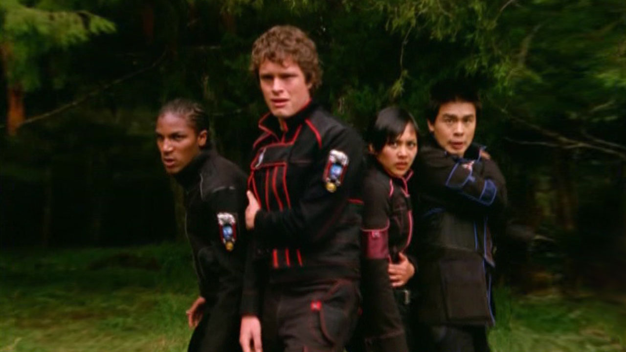 Power Rangers Operation Overdrive Episode 13