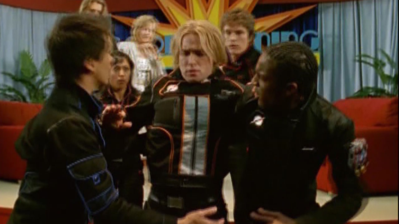 Power Rangers Operation Overdrive Episode 15