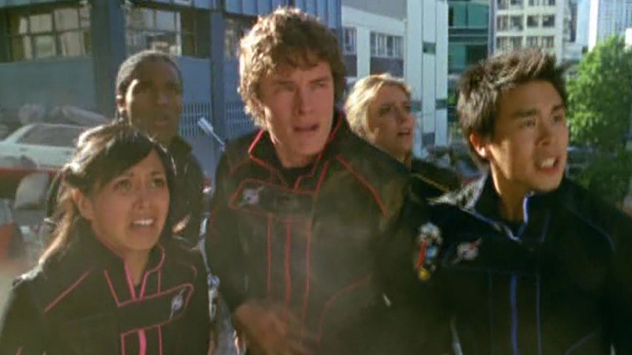 """Recap: Power Rangers Operation Overdrive, Episode 15 – """"I thought it was kinda cute the way you totally choked."""""""