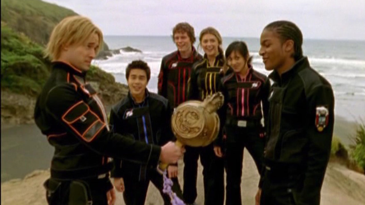 Power Rangers Operation Overdrive Episode 16