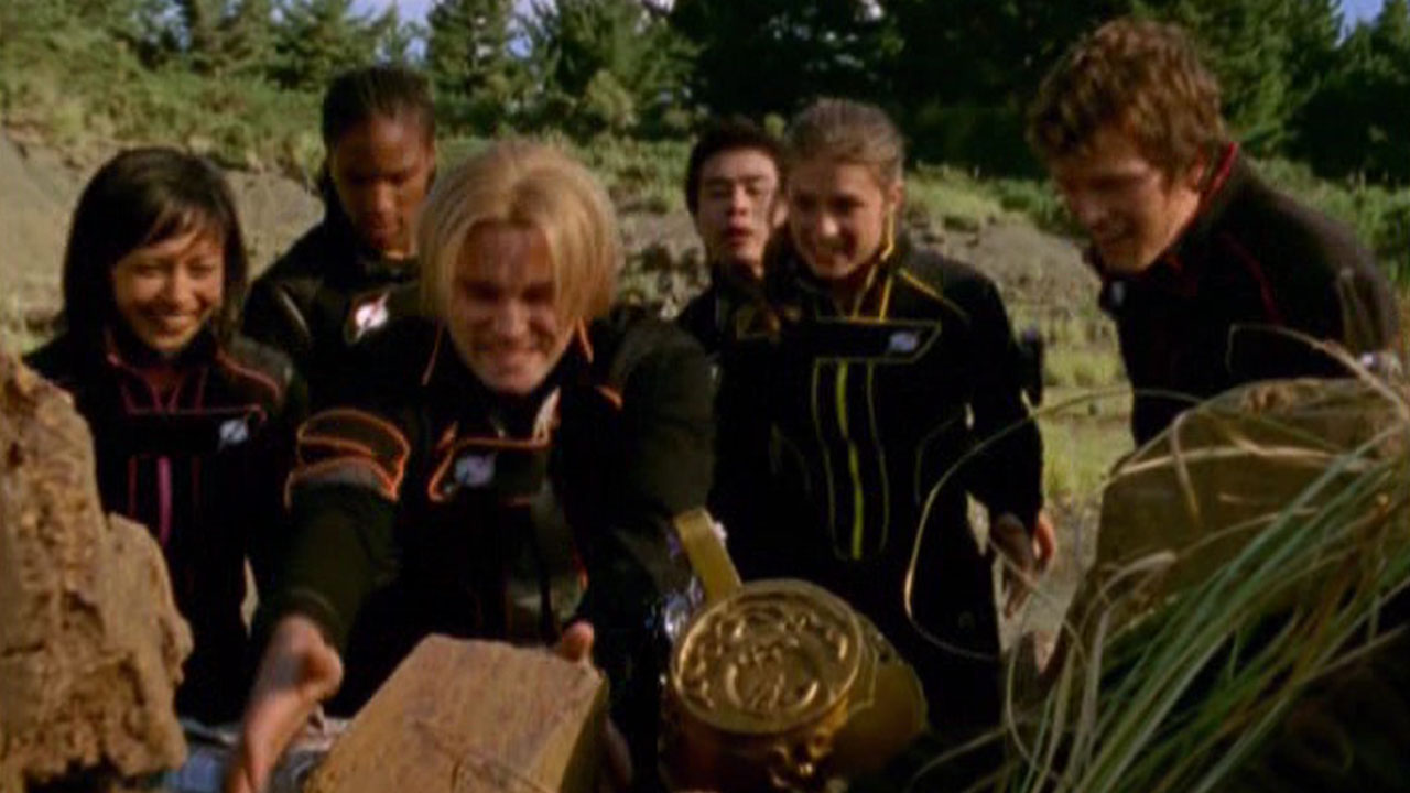 Power Rangers Operation Overdrive Episode 17