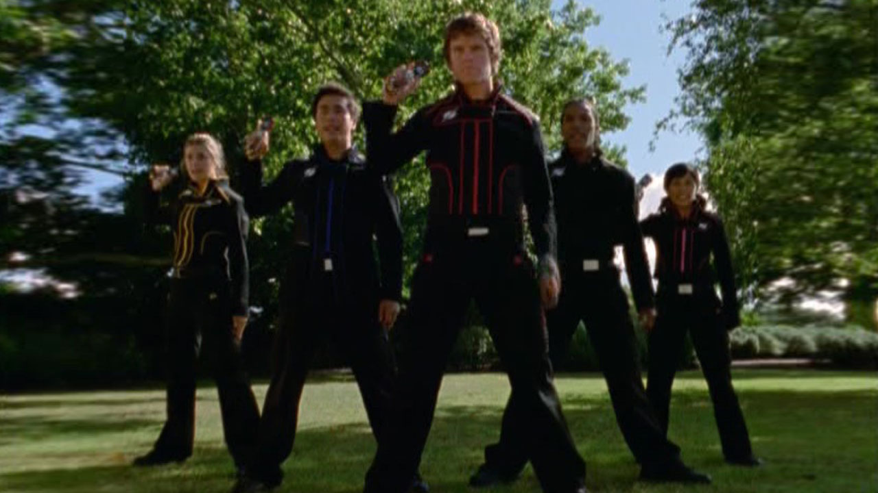 Power Rangers Operation Overdrive Episode 18