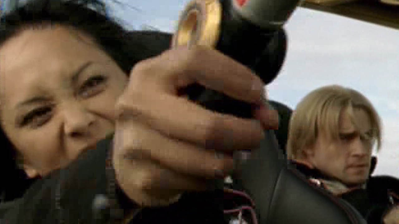 Power Rangers Operation Overdrive Episode 20