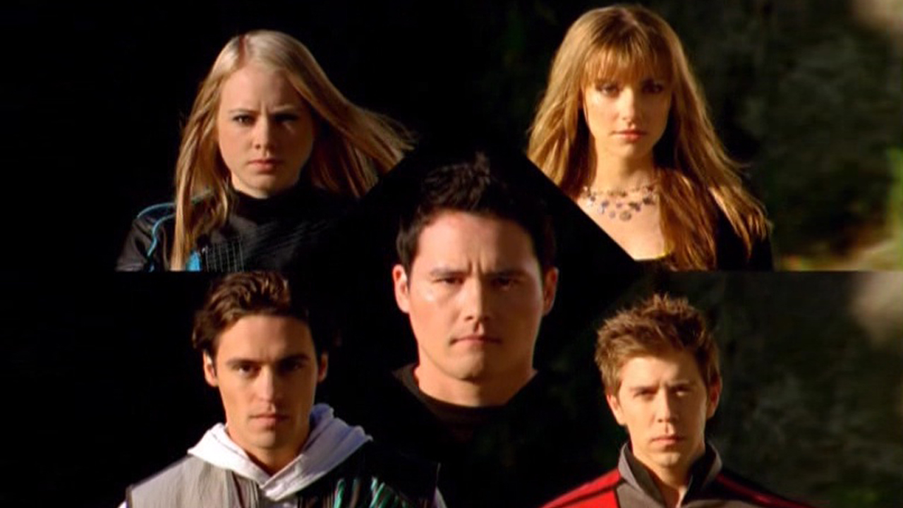 Power Rangers Operation Overdrive Episode 21