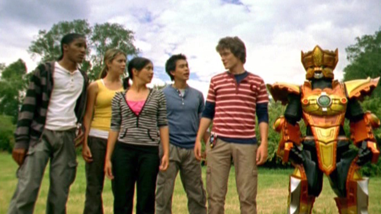 Power Rangers Operation Overdrive Episode 22