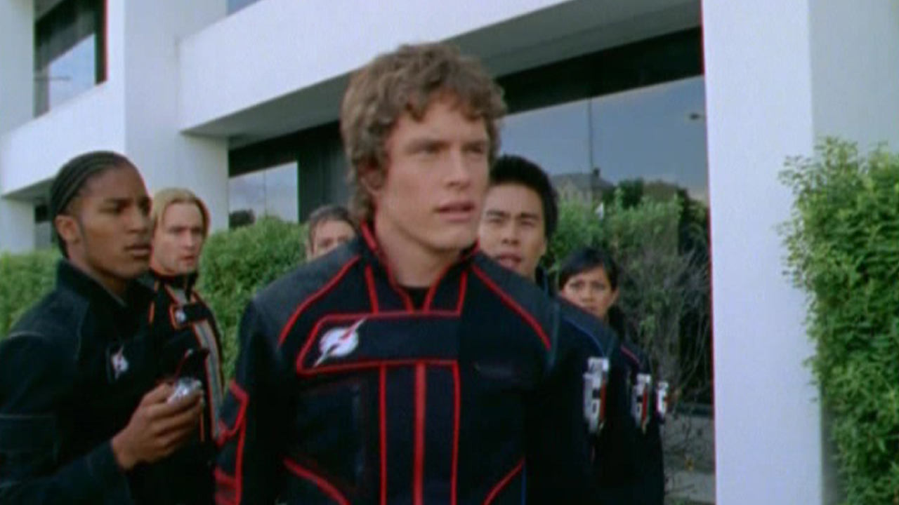 Power Rangers Operation Overdrive Episode 25