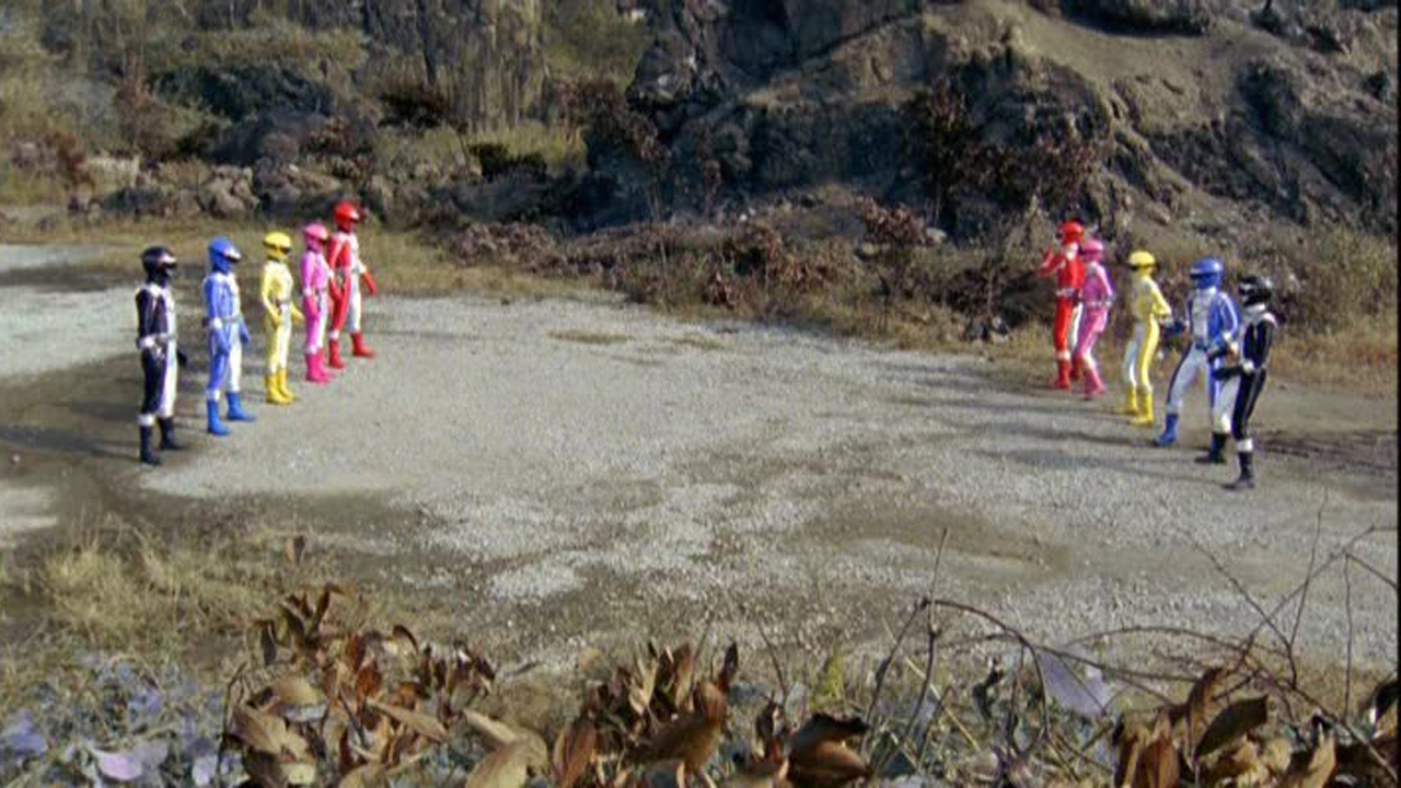 Power Rangers Operation Overdrive Episode 26