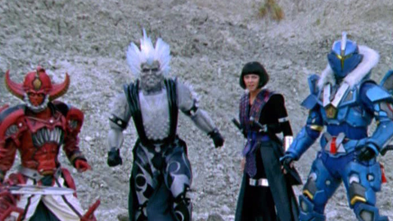 Power Rangers Operation Overdrive Episode 27