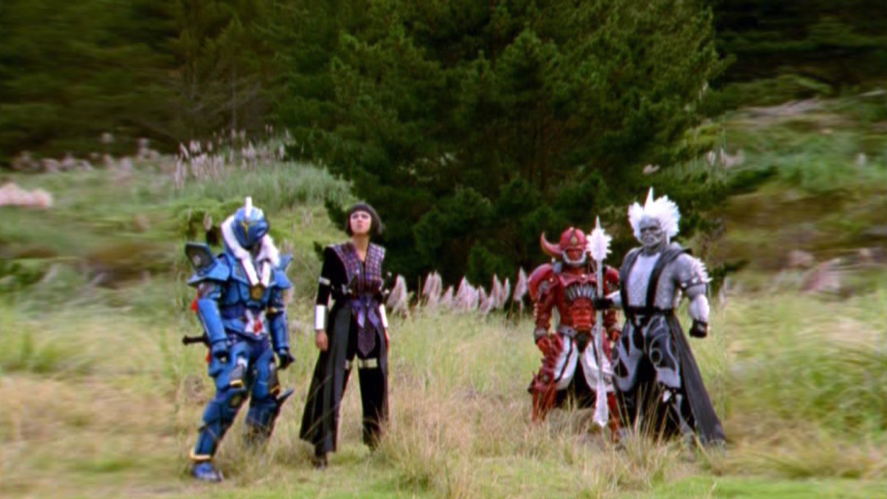 Power Rangers Operation Overdrive Episode 28