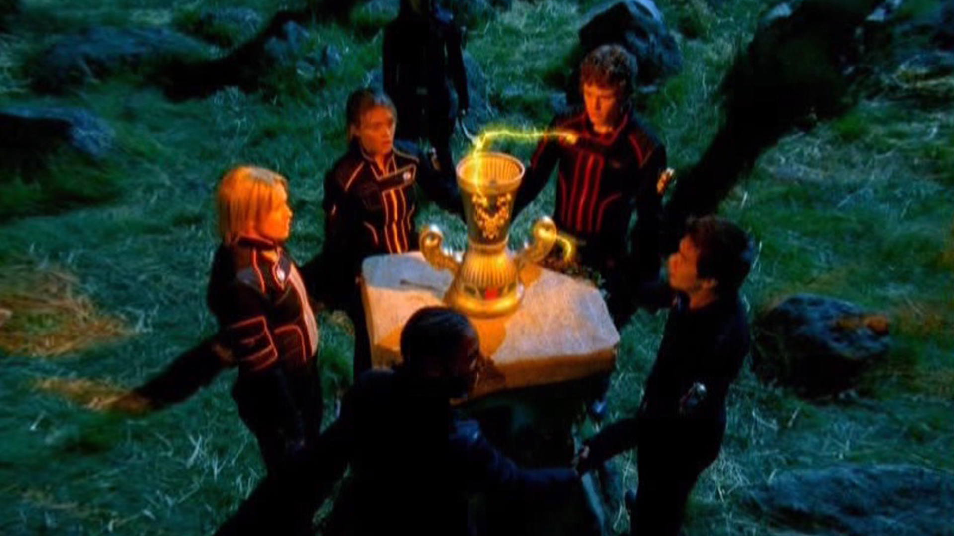 Power Rangers Operation Overdrive Episode 30