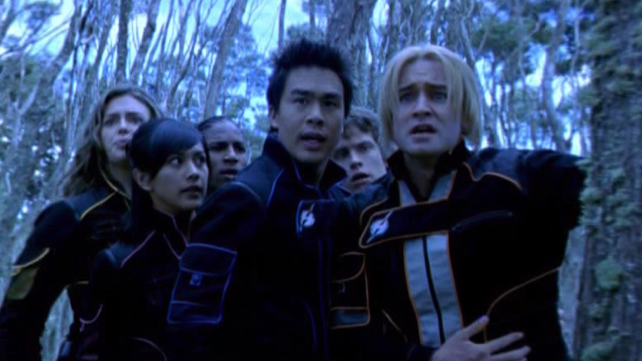 Power Rangers Operation Overdrive Episode 31