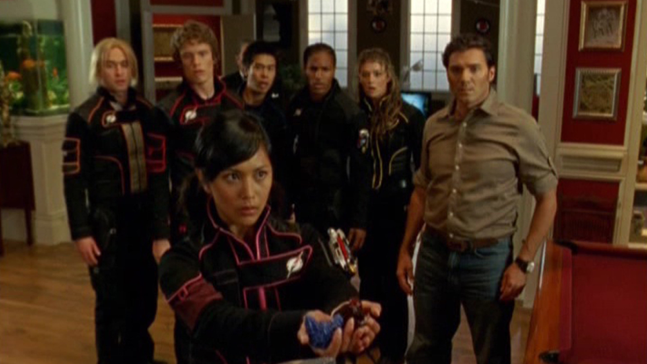 Power Rangers Operation Overdrive Episode 32