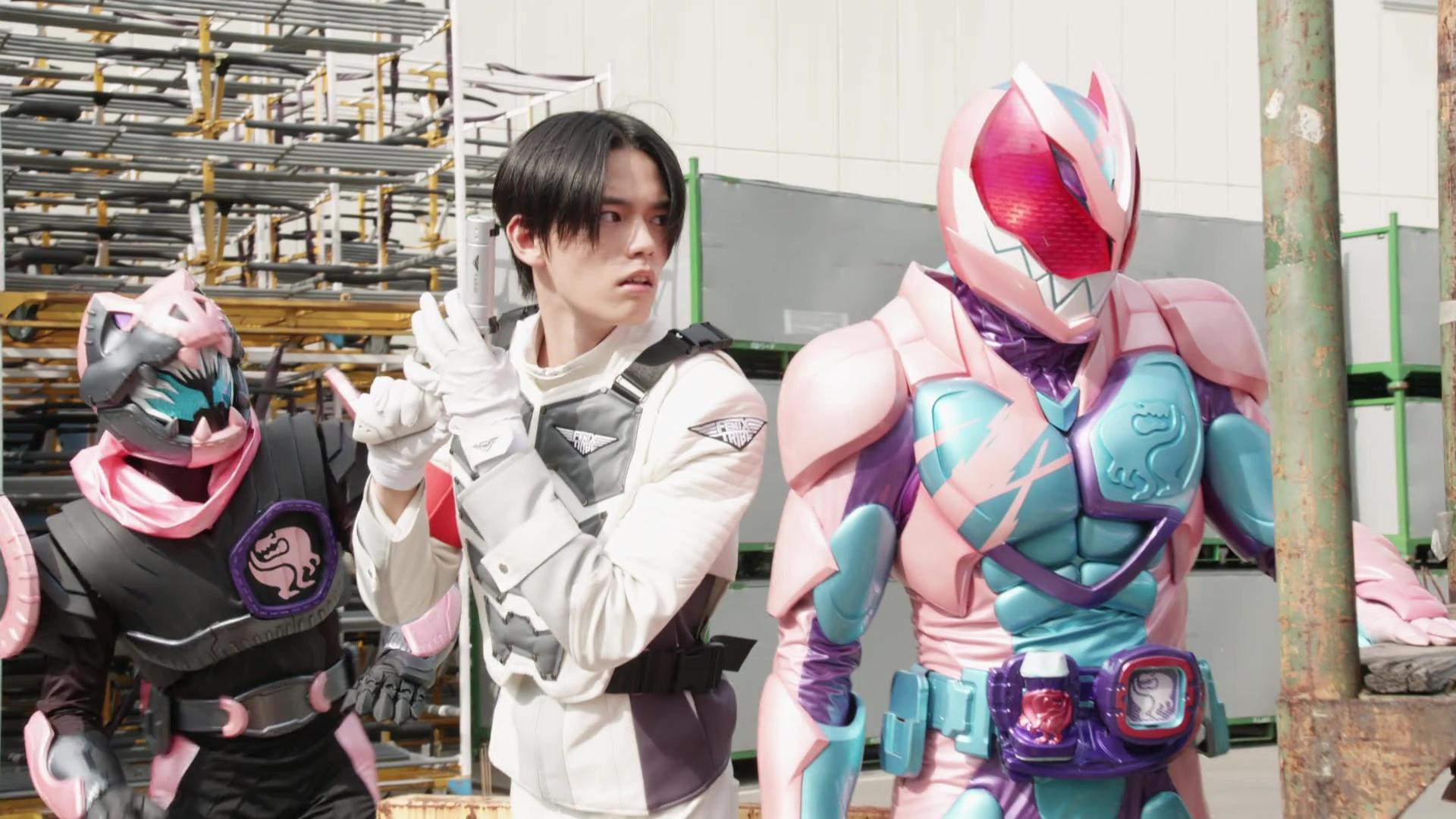 Kamen Rider Revice Episode 3 Recap