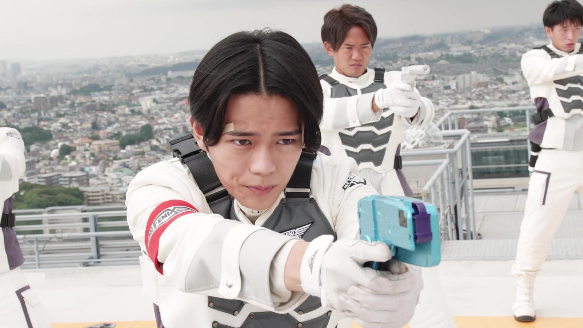 Kamen Rider Revice Episode 4 Recap