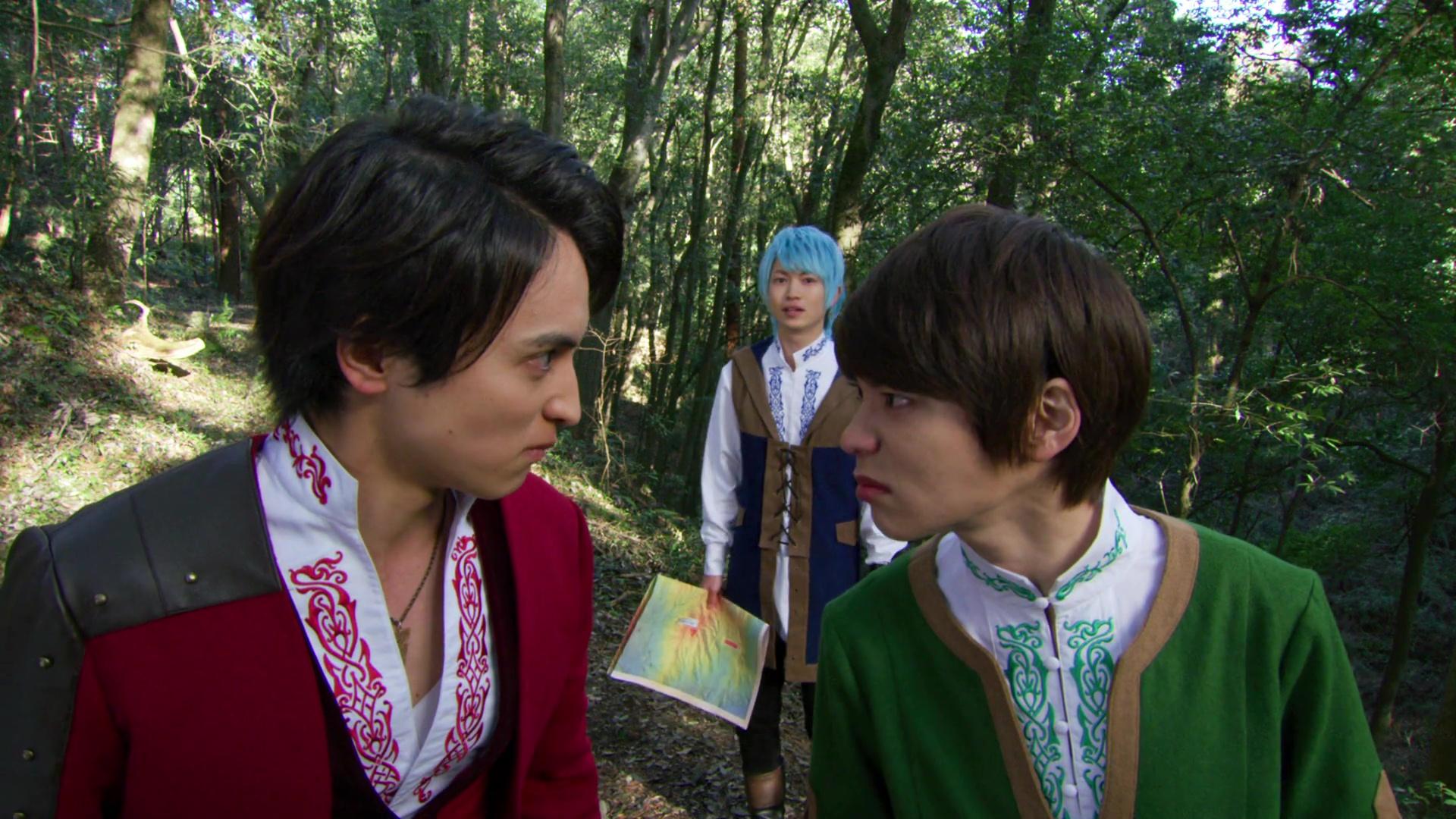 Kishiryu Sentai Ryusoulger Episode 4