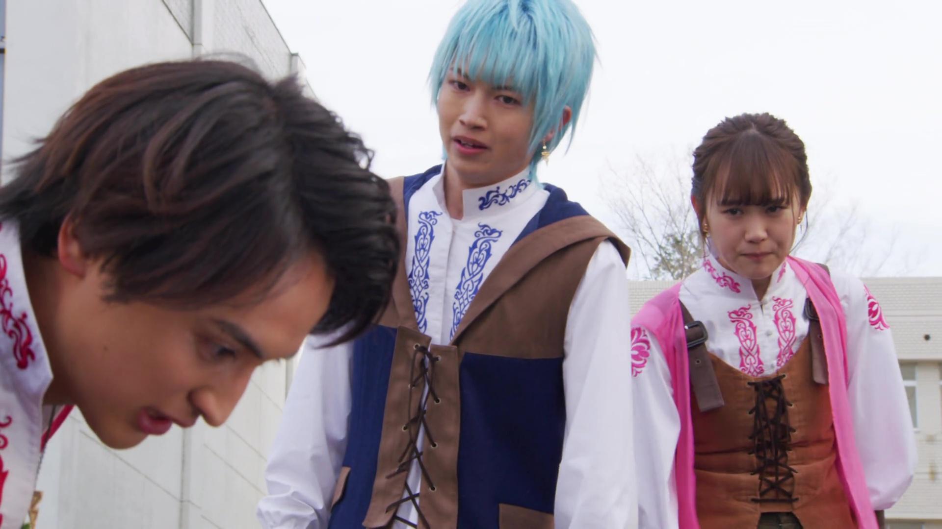 Kishiryu Sentai Ryusoulger Episode 5