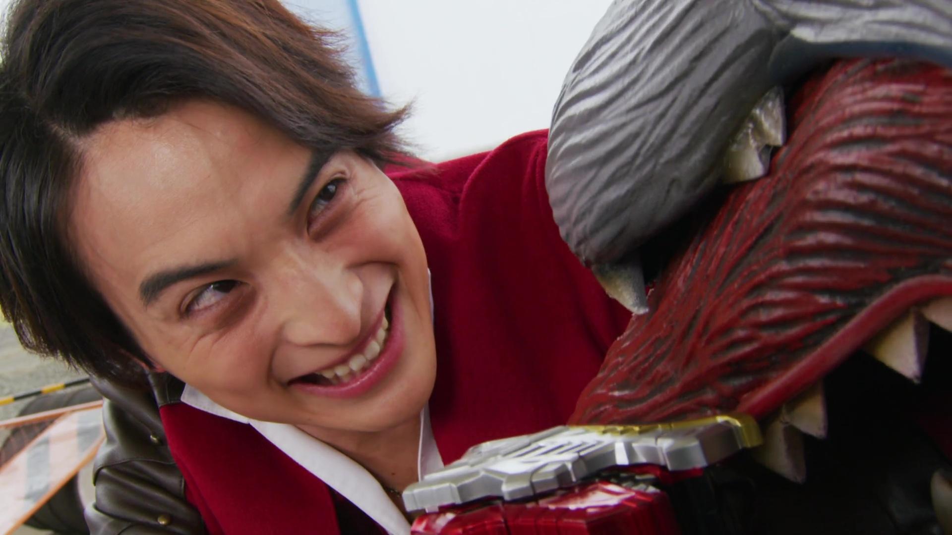 Kishiryu Sentai Ryusoulger Episode 6