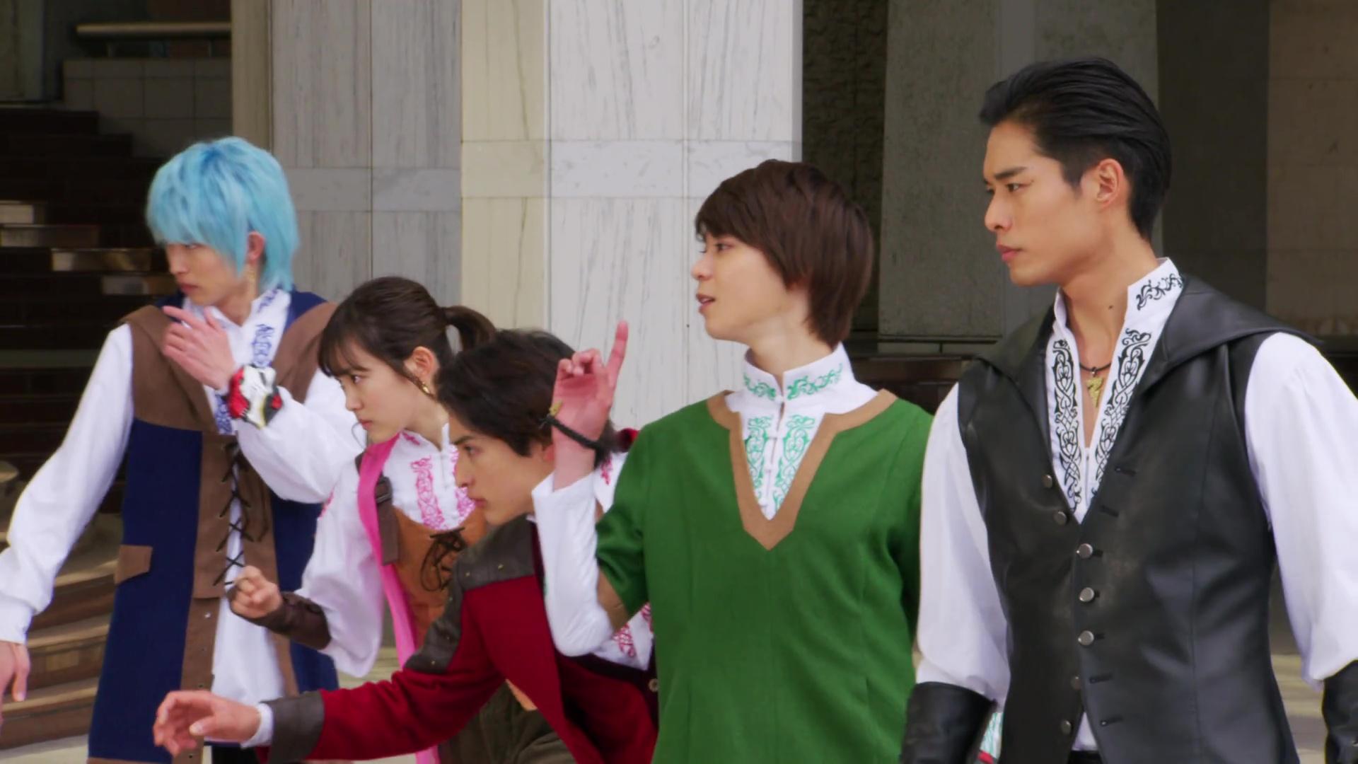 Kishiryu Sentai Ryusoulger Episode 7
