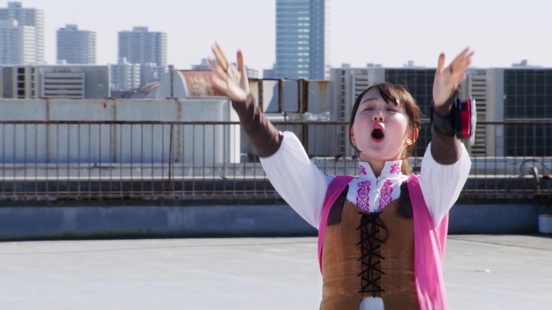 Kishiryu Sentai Ryusoulger Episode 8