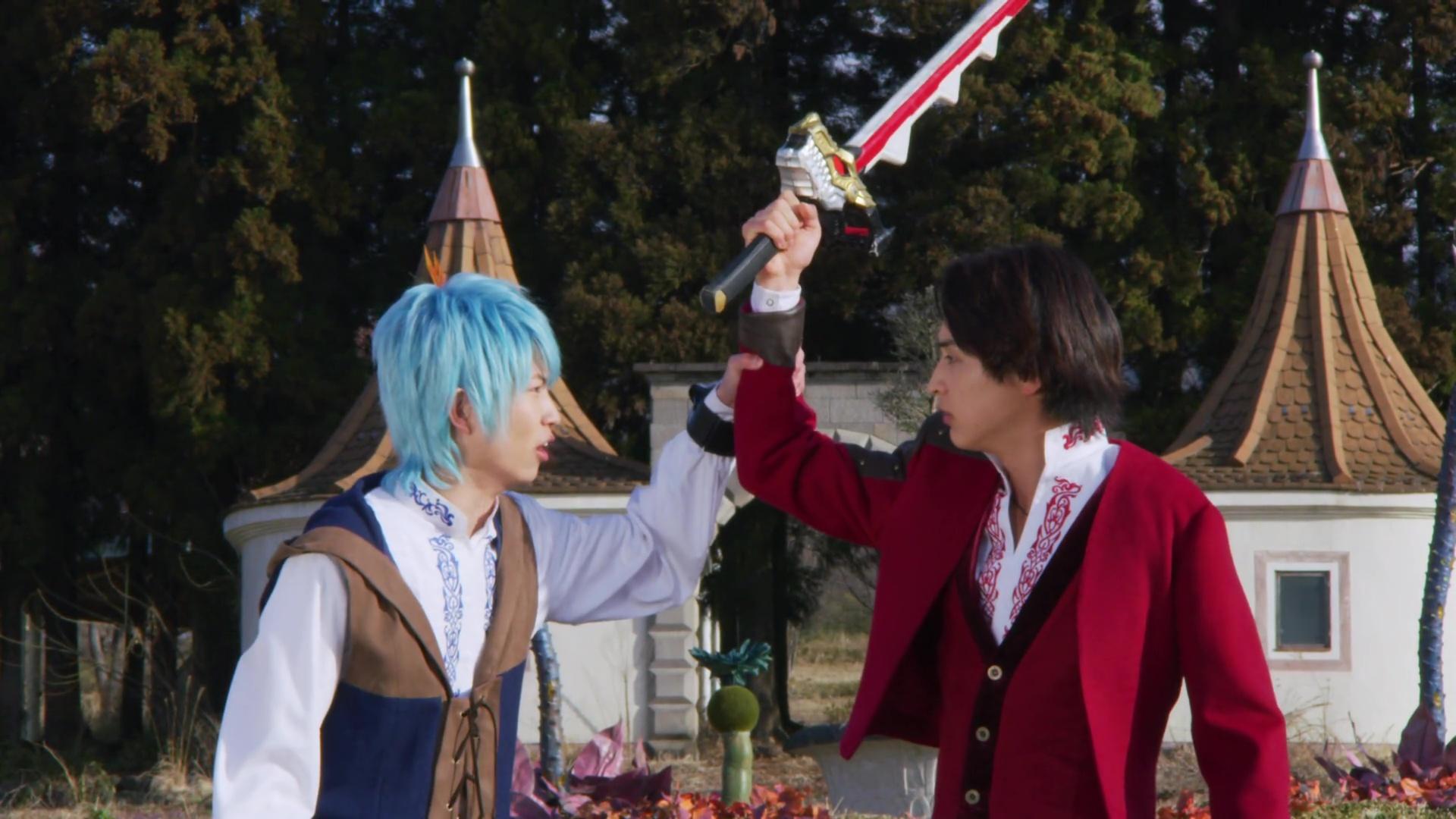 Kishiryu Sentai Ryusoulger Episode 9