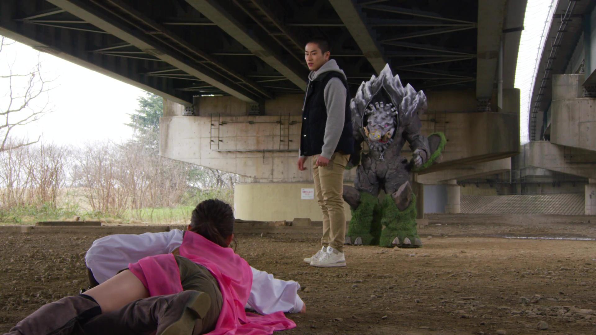 Kishiryu Sentai Ryusoulger Episode 10