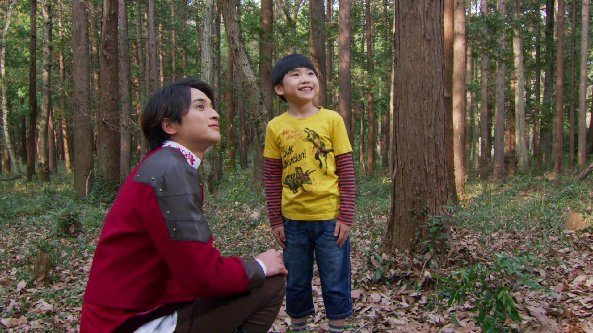 Kishiryu Sentai Ryusoulger Episode 11
