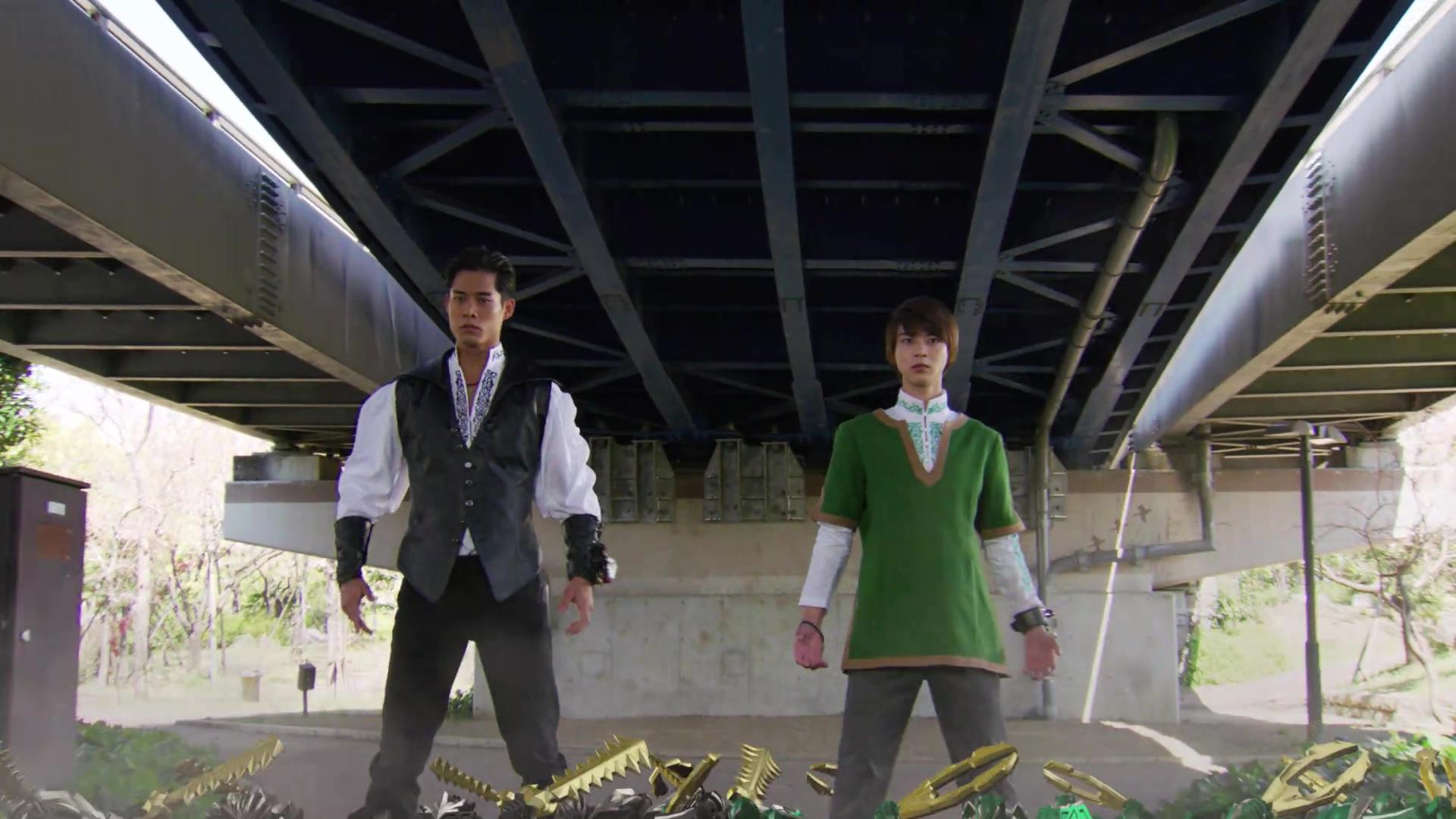 Kishiryu Sentai Ryusoulger Episode 13 Recap