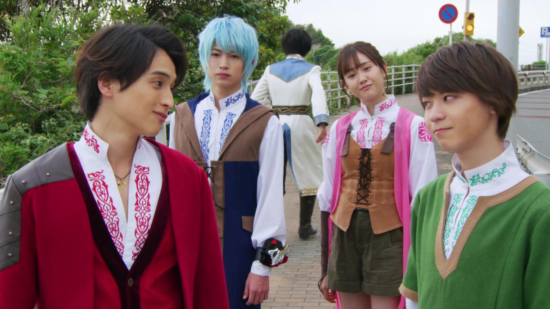 Kishiryu Sentai Ryusoulger Episode 17 Recap