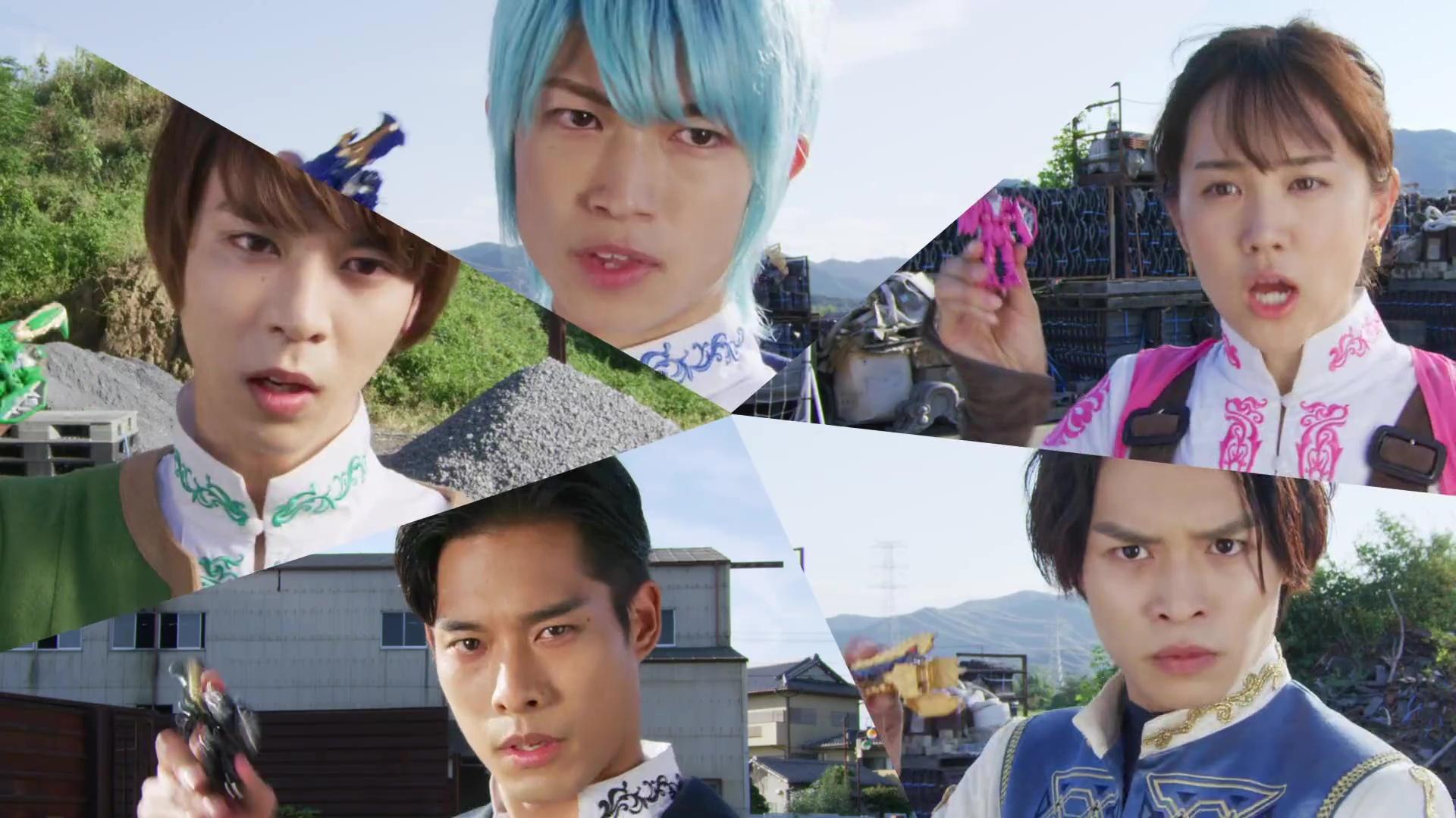 Kishiryu Sentai Ryusoulger Episode 37 Recap