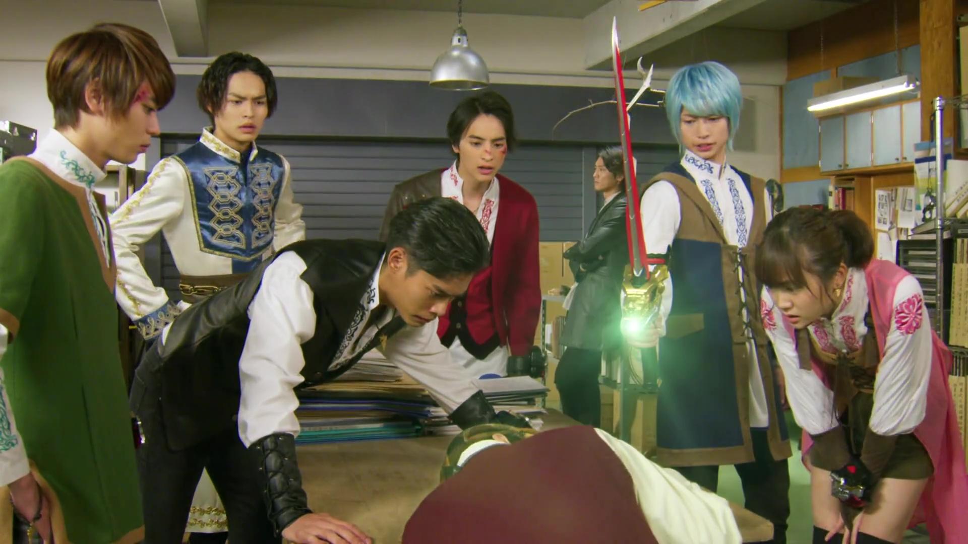Kishiryu Sentai Ryusoulger Episode 45 Recap