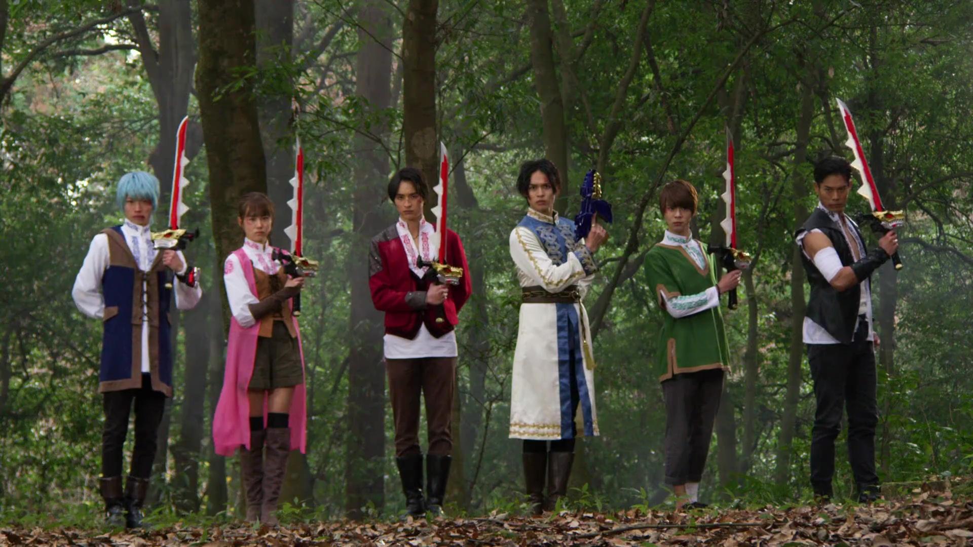 Recap: Kishiryu Sentai Ryusoulger, Episode 46 – Noble Kishiryu