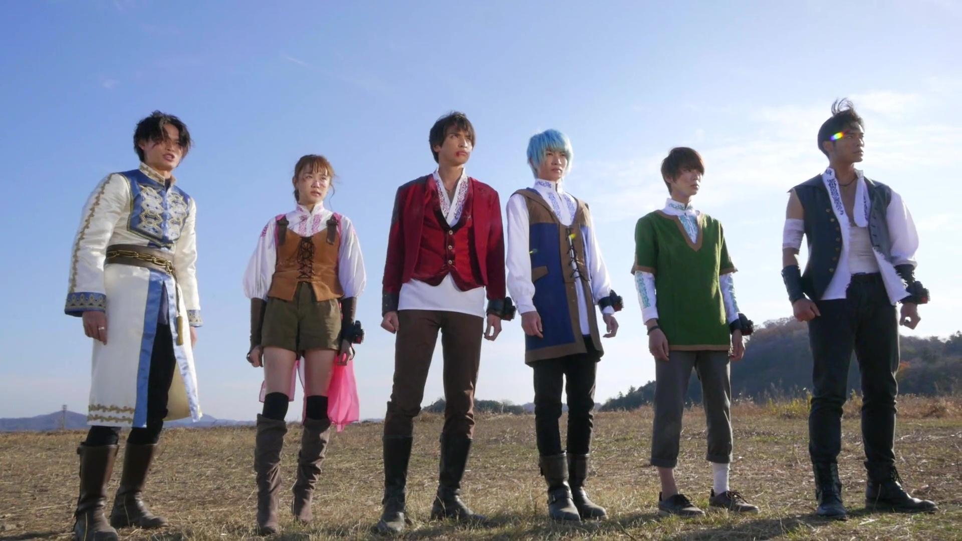 Recap: Kishiryu Sentai Ryusoulger, Episode 47 – Between Happiness and Despair