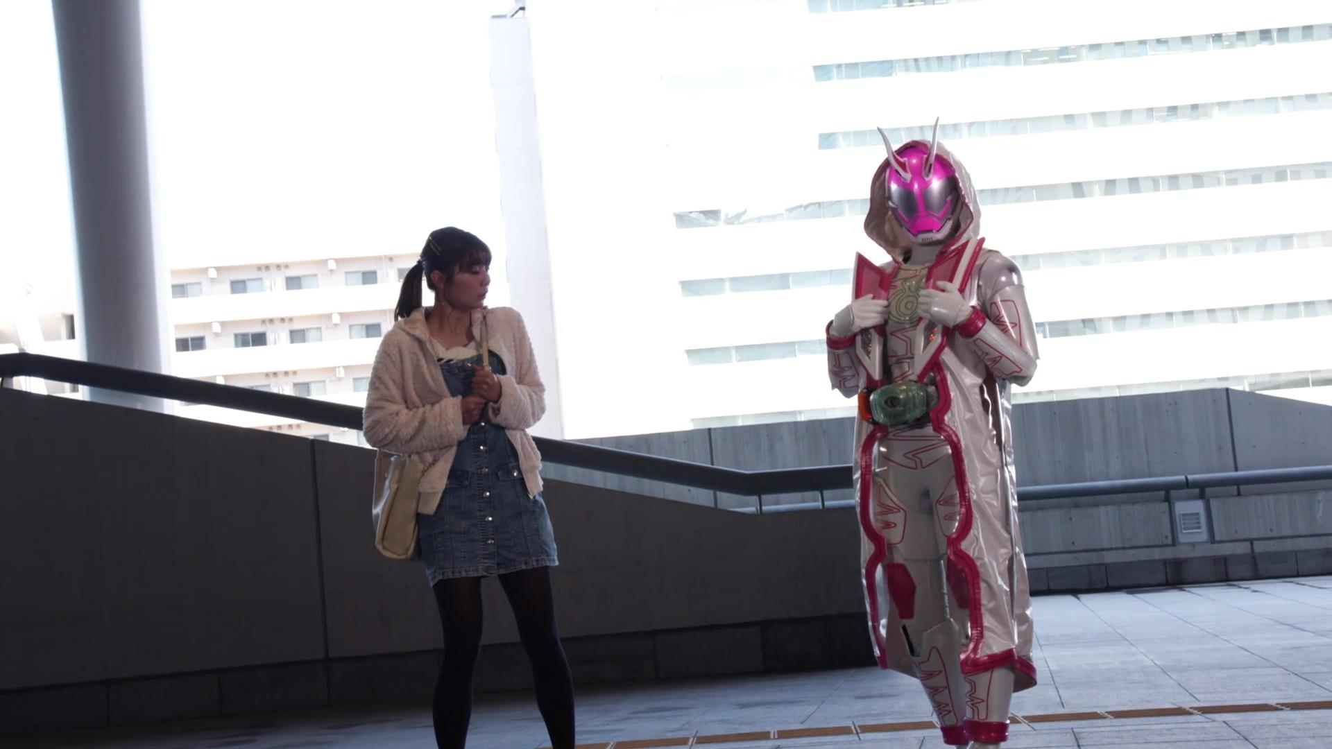 Kamen Rider Blades x Specter