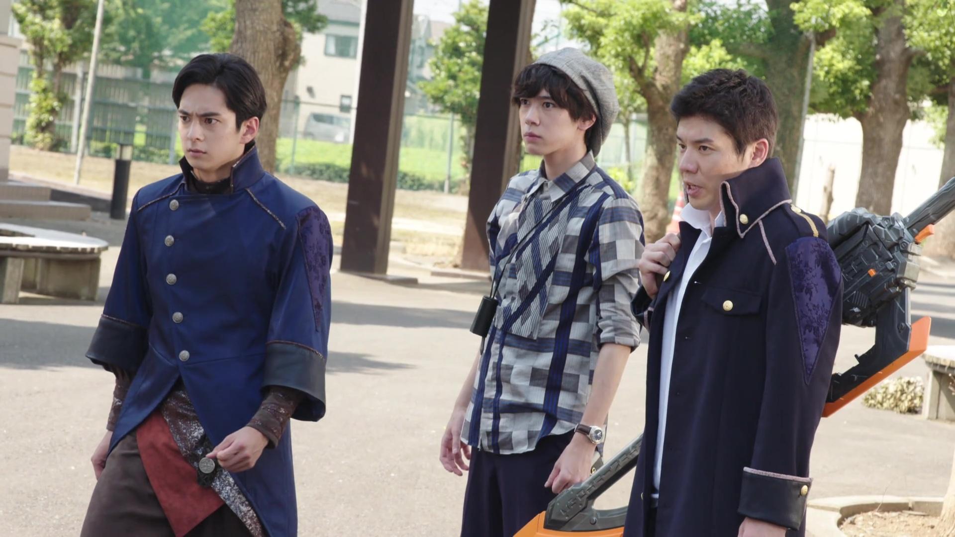Kamen Rider Saber Episode 4 Recap