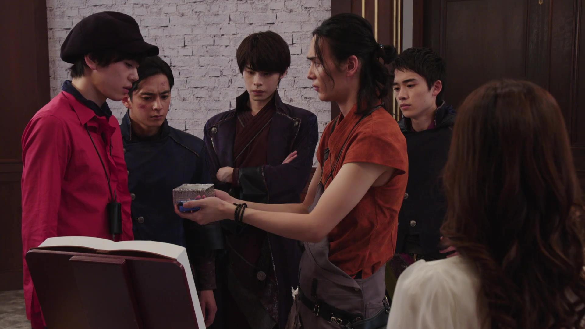 Kamen Rider Saber Episode 8 Recap