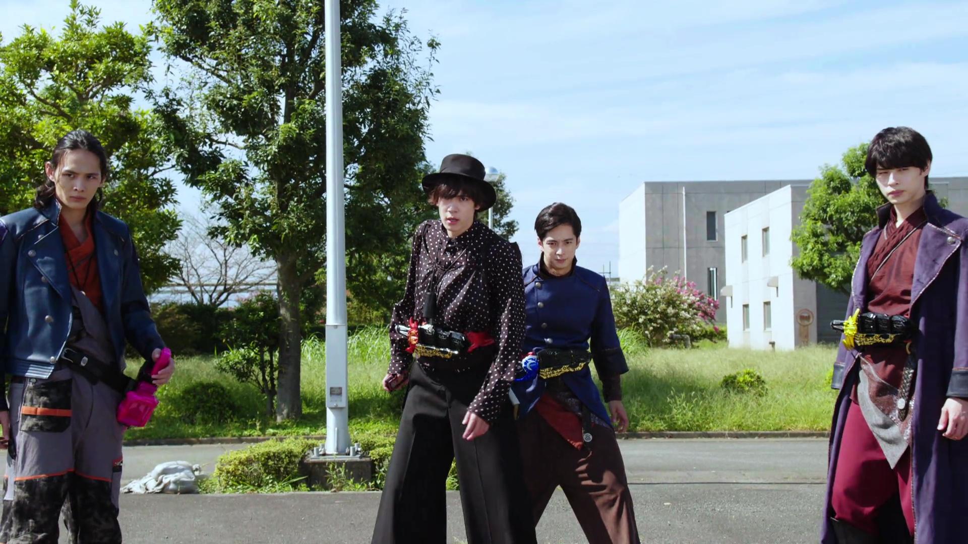 Kamen Rider Saber Episode 9 Recap